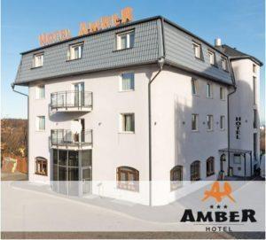 budynek hotelu Amber w Gdańsku