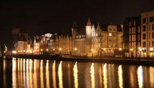 starówka w gdańsku, hotel amber