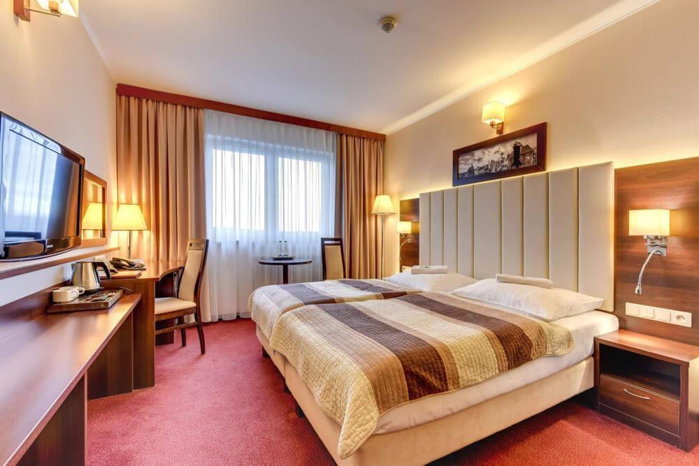 Hotel Gdansk 1