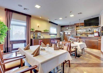 restauracja hotelu Amber Gdańsk
