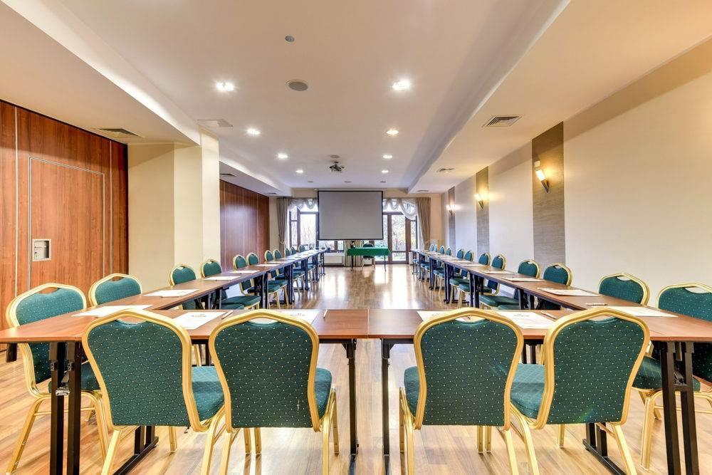 sala konferencyjna hotelu Amber w Gdańsku