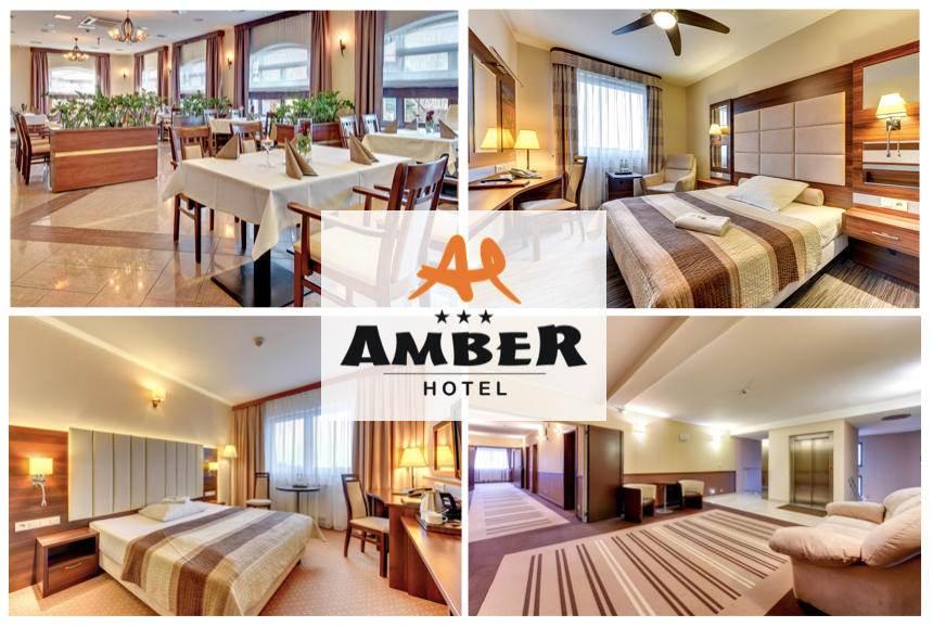 Hotel Amber w Gdańsku, miejsce na idealny wypoczynek, relaks, spa