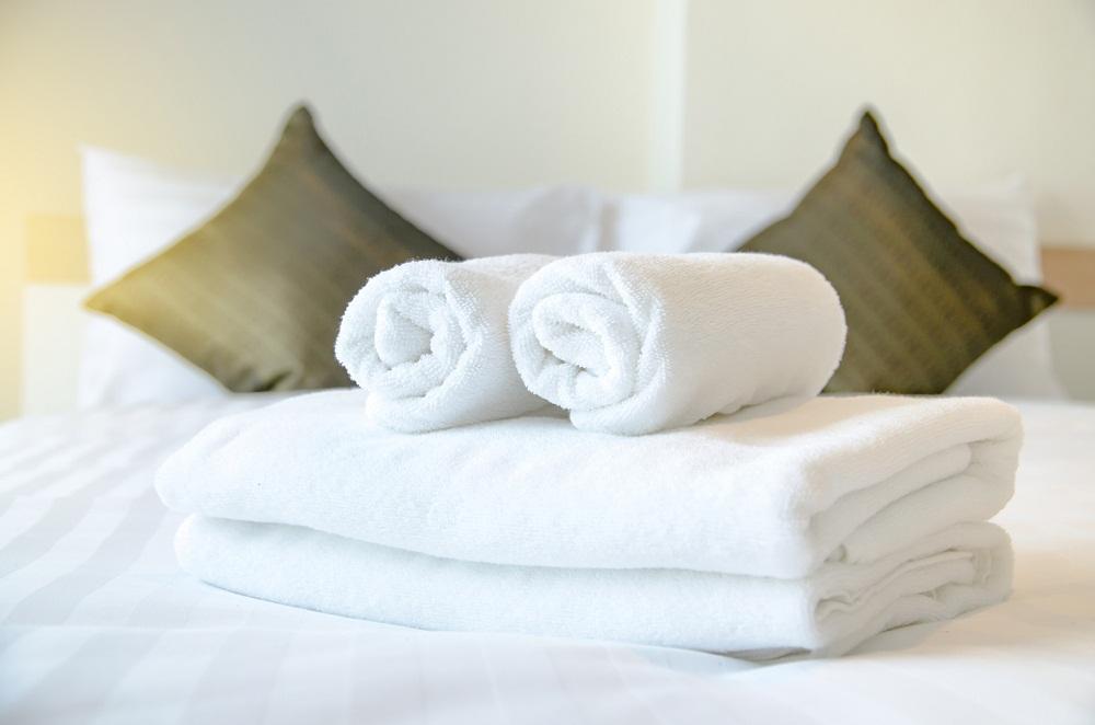 Elementy wyposażenia pokojów hotelowych
