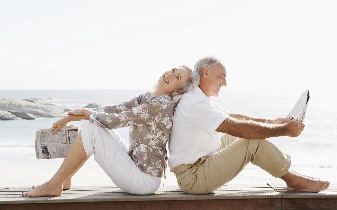 Senior nad morzem. Turystyka dla emerytów