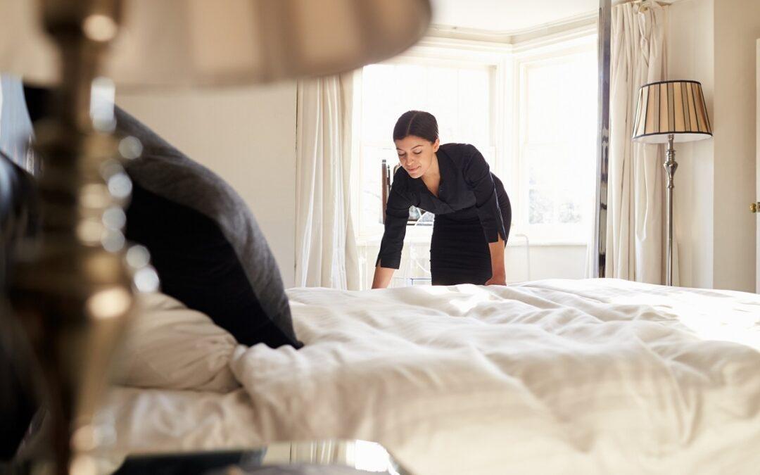 Czystość w hotelu – rzecz bardzo ważna
