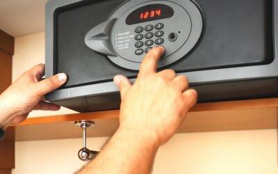 Zasady korzystania z sejfu w hotelu