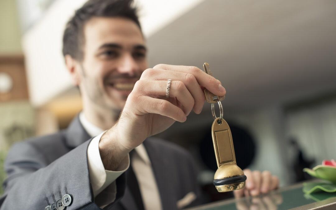 Klucze hotelowe – rodzaje i zakres zastosowań