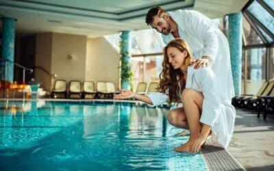 Jak się ubrać i co zabrać do hotelowego SPA?